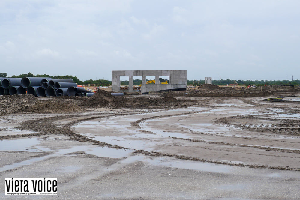 Viera Costco is on its way