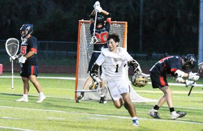 Marr's OT goal gives Holy Trinity first boys lacrosse district title in school history