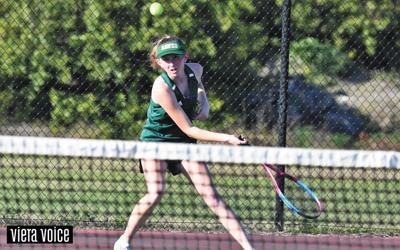 Dedication sets up Viera tennis district dreams