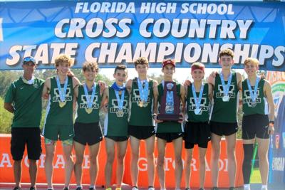 Toppi leads Viera boys to second-place finish at Class 4A state meet