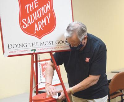 Bell ringers help Salvation Army meet needs in the community
