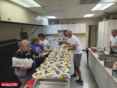 Titusville church breakfast serves the hungry, lonely