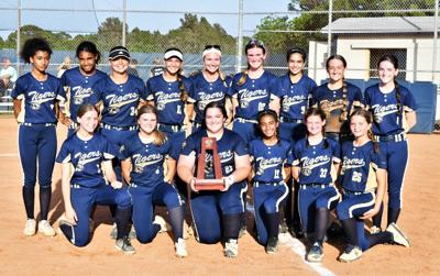 Holy Trinity claims first softball district championship since 2003