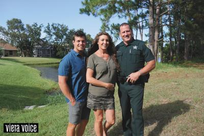 California couple fulfills life-long dream in Viera