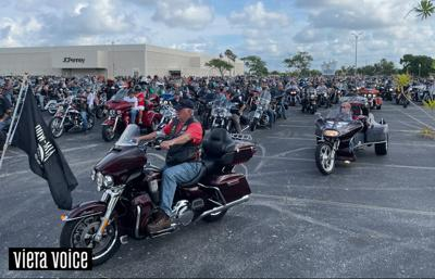 Ride for Freedom brings thousands of motorcyclists to the Space Coast this weekend