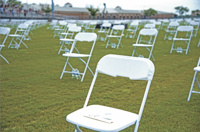 Viera High seniors on board for Project Graduation 2021
