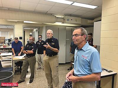 MOAACC again presents grants to Brevard JROTC units