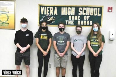 Viera High student government achieves national excellence