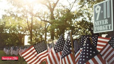 Veterans Center holds Patriot Day tribute Sept. 11