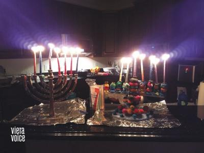 Festival of Lights celebrates hope and freedom