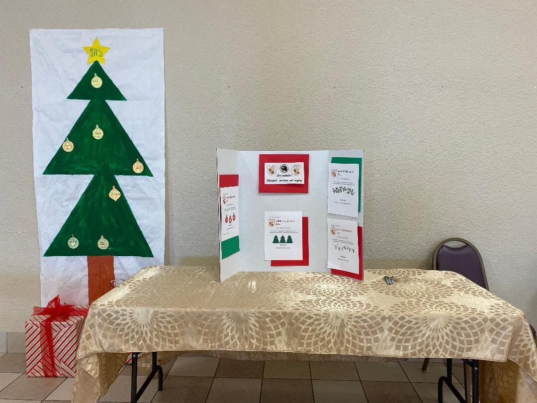 Viera High community stepping up to help out needy families this Christmas