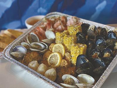 Newest Melbourne Seafood Station rocks boil baskets