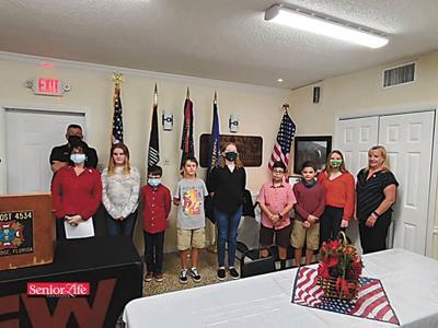 VFW program fosters patriotism through students' essay contest