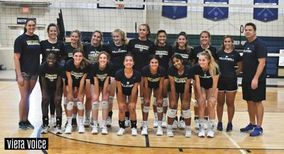 Tigers building toward another strong volleyball finish