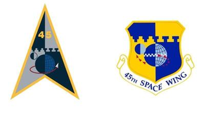 The 45th Space Wing is now Space Launch Delta 45