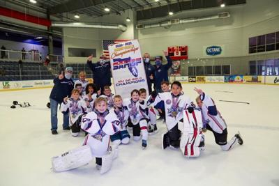 Space Coast Rockets return to capture state hockey title