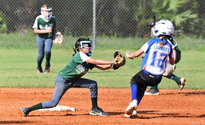 Crazy weekend leads to pair of wins for VSLL 8-10 softball All-Stars
