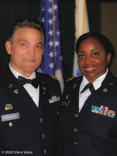Serving country is family affair for new MOAA president