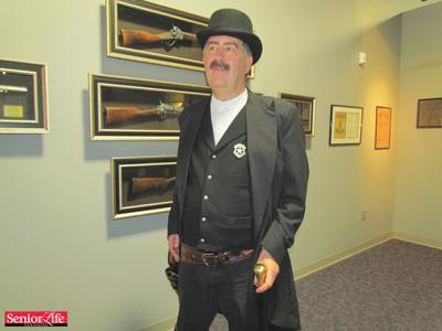 Viera resident brings talent to new docent program at police museum