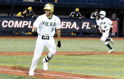 Hawks hand Merritt Island its first loss as several Viera players shine