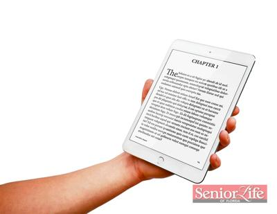 Ebooks provide endless supply of reading material
