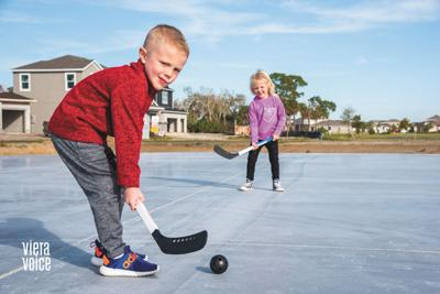 Outdoor hockey rink coming to Sierra Cove park