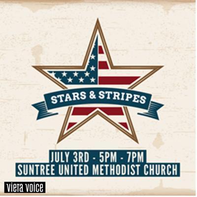 Suntree United Methodist presents patriotic concert, picnic