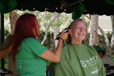 Big Shave raises $118,000 to fight childhood cancer