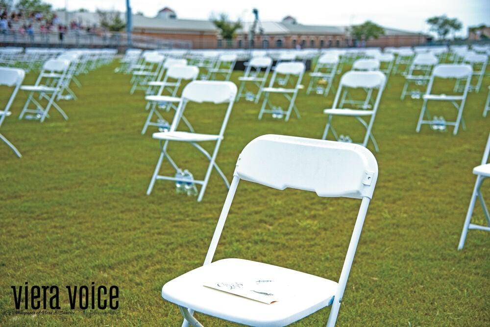 Viera High's Class of 2020 receives diplomas in unusual graduation