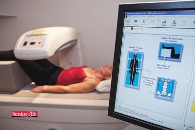 Bone density risks can be assessed to avoid breaks