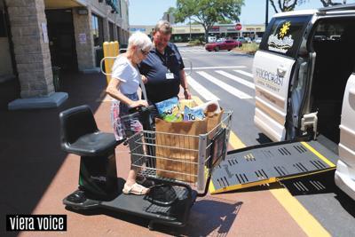 Volunteers In Motion fills gap in transportation needs