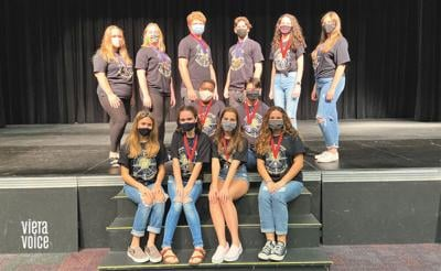 Viera thespian troupe wins one-act Top Honors twice