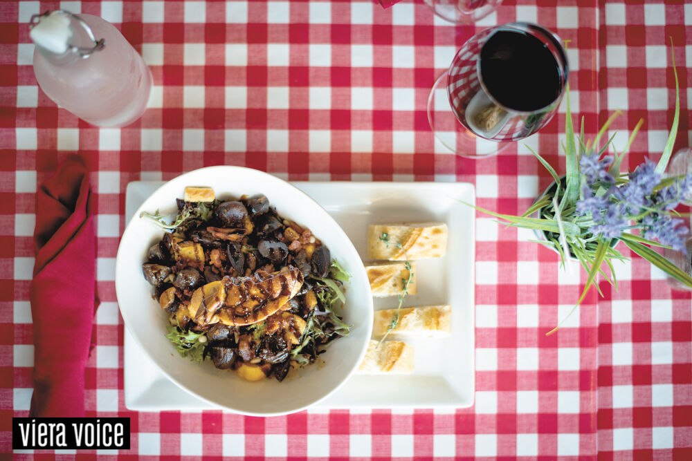 French  restaurants and bakeries,  c'est tres bon for Brevard