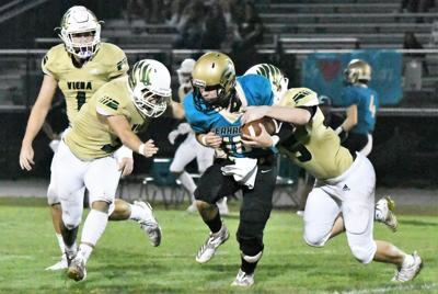 Viera uses big first half to dominate Sunlake in Class 7A playoff opener