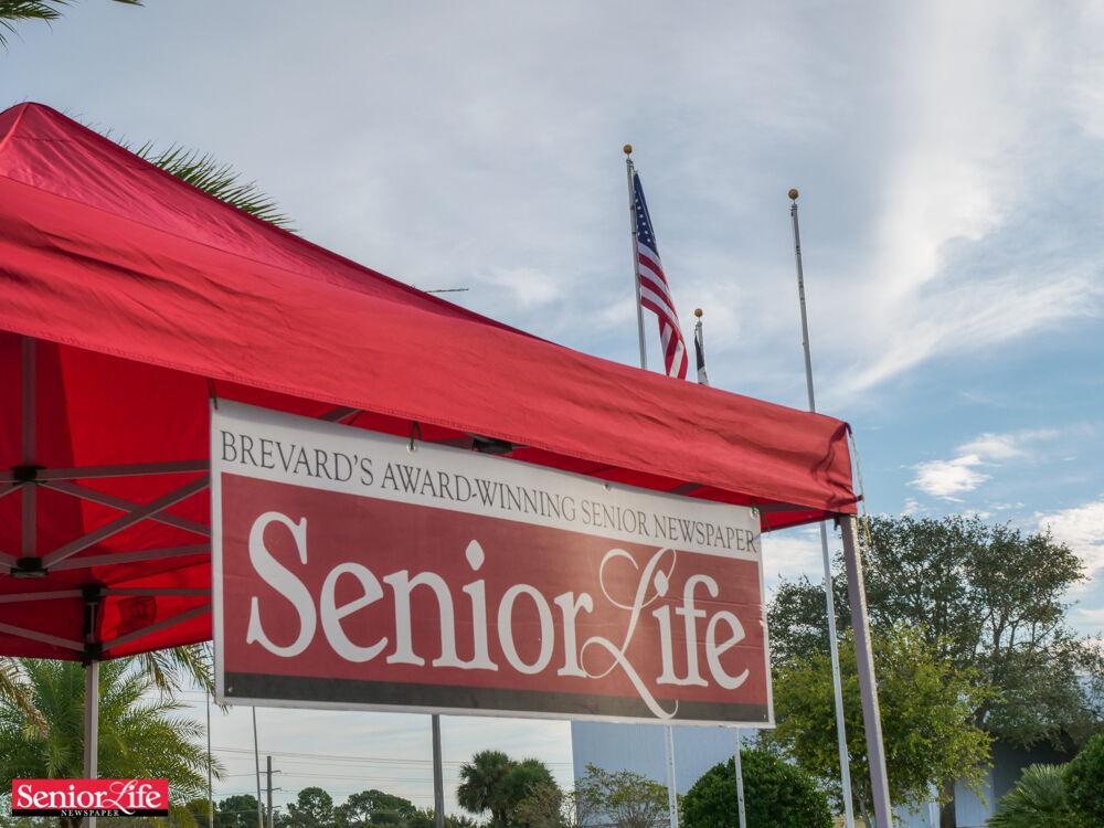Drive-Thru Senior Expo in Titusville, Oct. 2