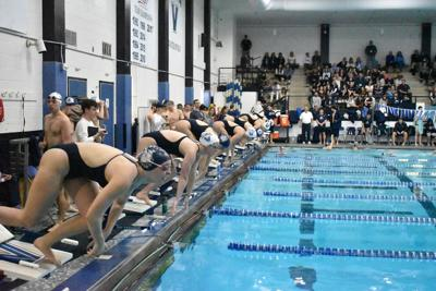 Swim & Dive Concludes Second Weekend of Caritas Cup
