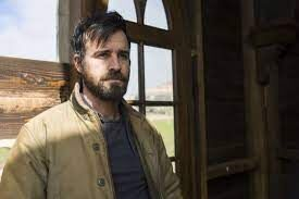 "Justin Theroux stars as   Kevin Garvey in ""The Leftovers."""