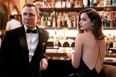 The Newest James Bond Movie: No Time To Die Review