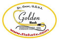 Golden Hook Fishing Club logo