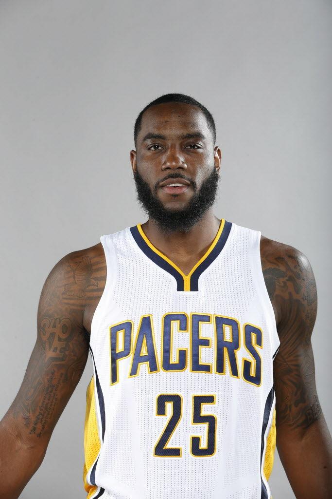 Rakeem Christmas makes Indiana Pacers' roster | Ap | virginislandsdailynews.com