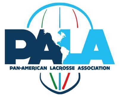 Pan-Am Lacrosse Association logo