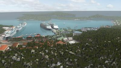 WICO board votes for second life for St. Thomas cruise ship mega-project