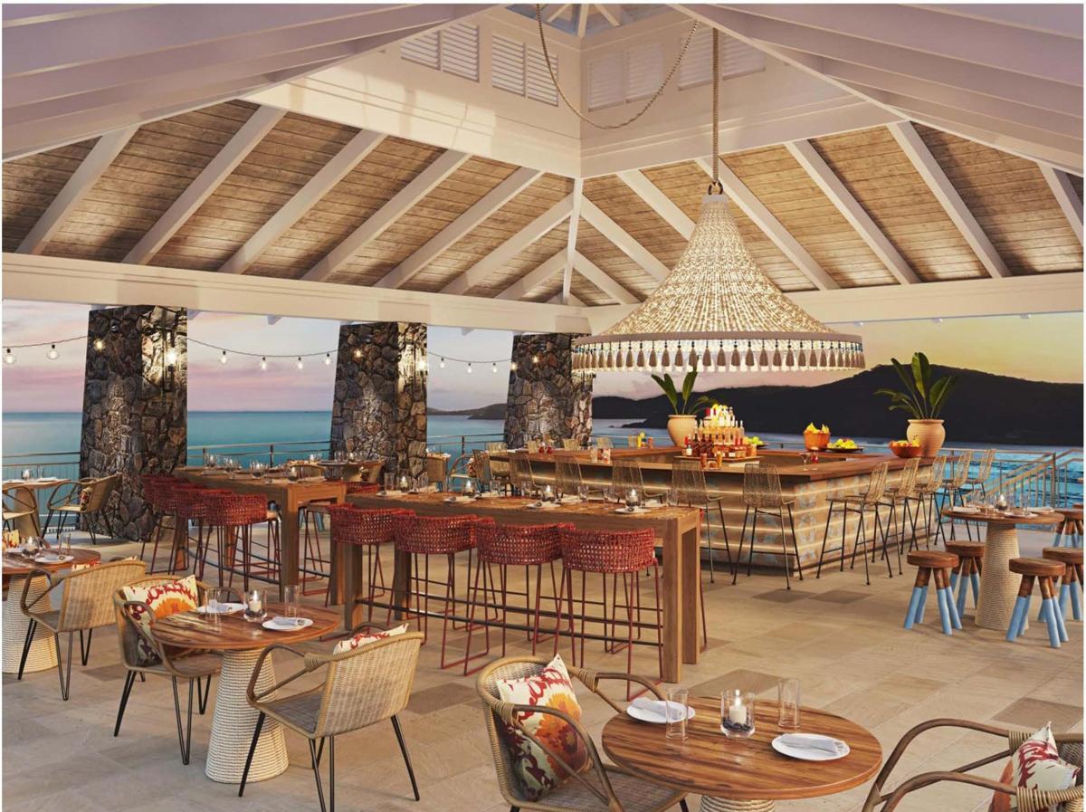 DiamondRock Hospitality Company Sunset Grill