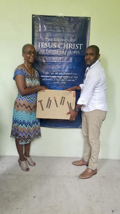 LDS donation