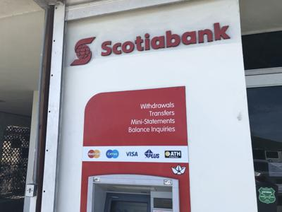 Scotiabank ATM