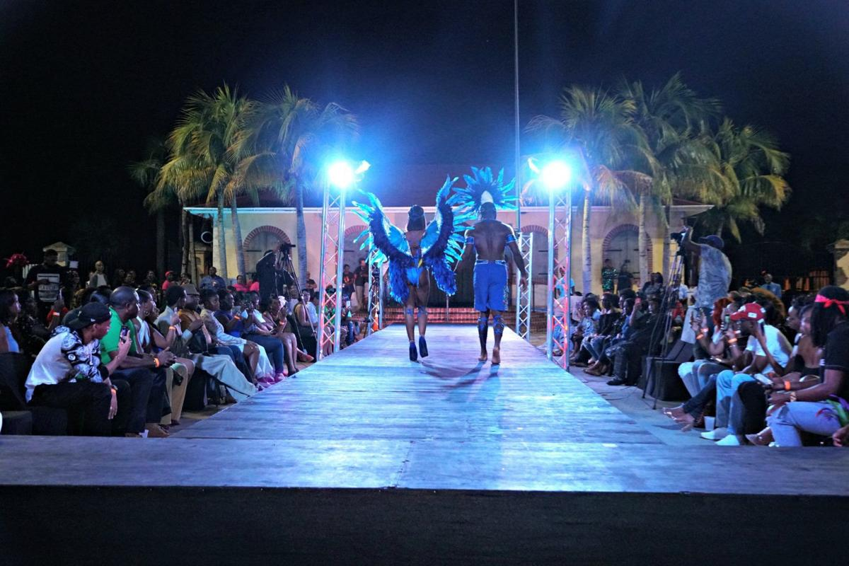 Carnival Meets the Runway