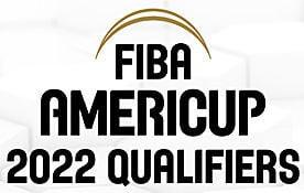 FIBA AmeriCup 2022 Qualifiers logo