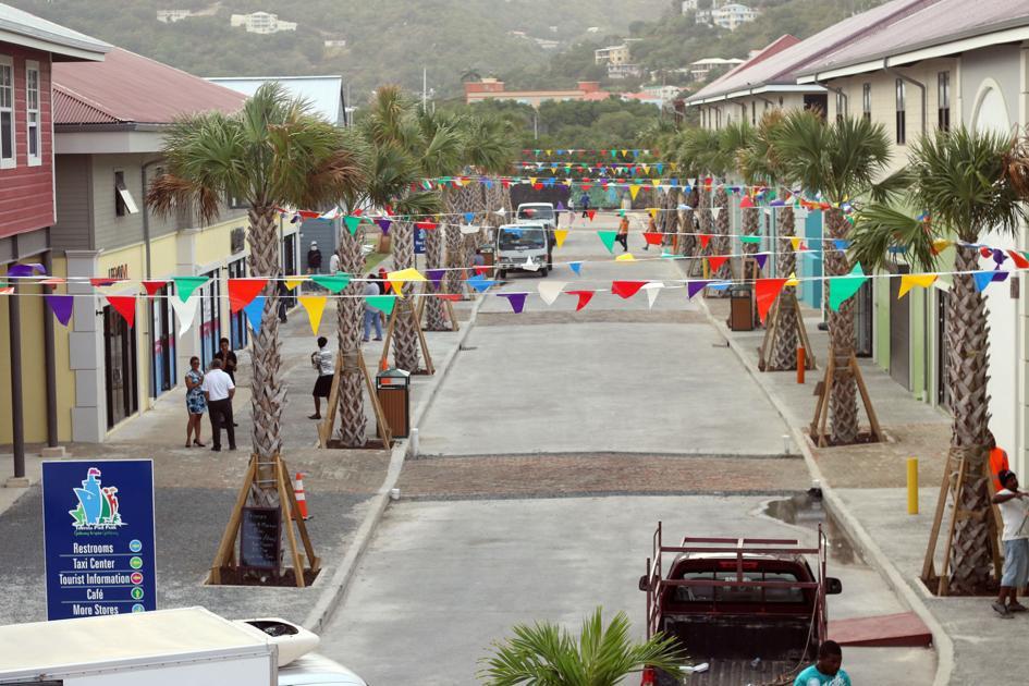 Bvi Opening 83 Million Tortola Pier Park Today Local News