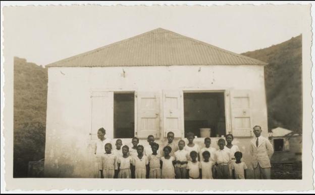 East End School house