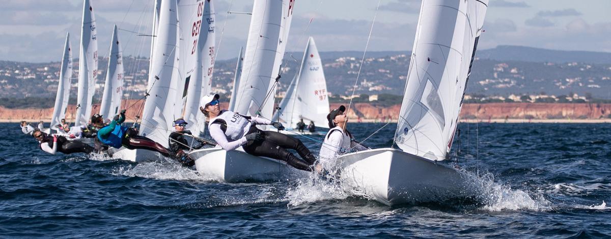 Nikki Barnes sailing